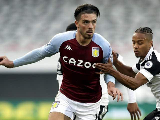 Man City informed of buyout clause for Aston Villa captain Jack Grealish
