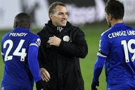 ​Rodgers admits Leicester making hard work of top-four race
