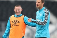 Man Utd prospect Kai Rooney still getting around in Man City gear