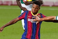 Barcelona coach Koeman: Things haven't gone well for poor Ansu Fati