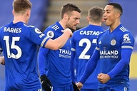 Leicester downed by third-tier Wycombe