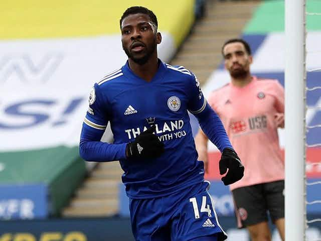 Iheanacho declares love for FA Cup after putting Leicester into final