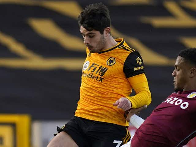 Wolves boss Nuno insists Pedro Neto will fight-back from knee setback