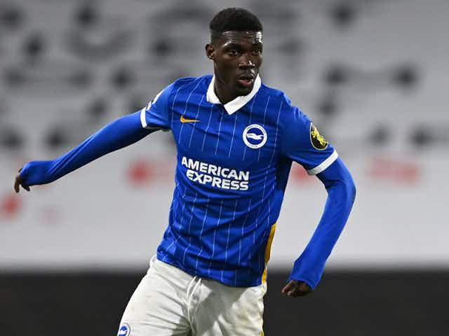 Brighton manager Potter impressed by improvement in Arsenal, Liverpool target Bissouma