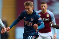 Arsenal battling to convince Real Madrid midfielder Odegaard to stay
