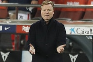 Barcelona coach Koeman on Levante fight-back: It's difficult to explain it