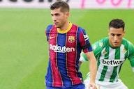 Sergi Roberto welcomes new Barcelona teammate Memphis Depay