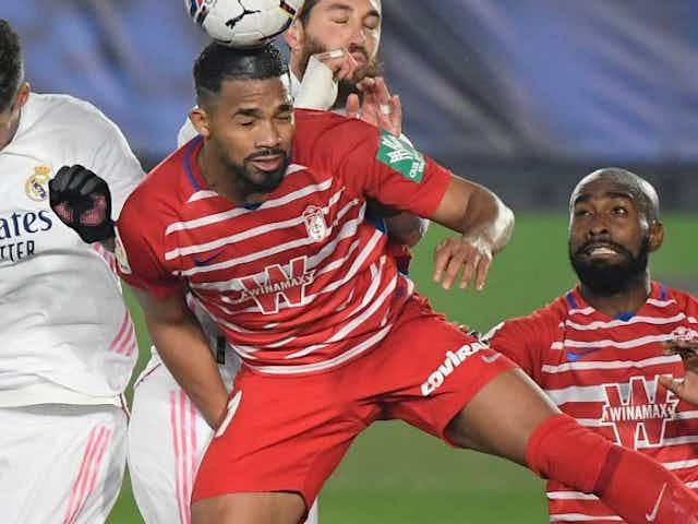 Granada face Valencia competition for Man City midfielder Yangel Herrera