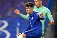 Kai Havertz adamant he's found 'perfect position' with Chelsea