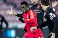 FCN winger Sulemana aware Ajax chief Overmars scouting; chairman confirms Man Utd presence