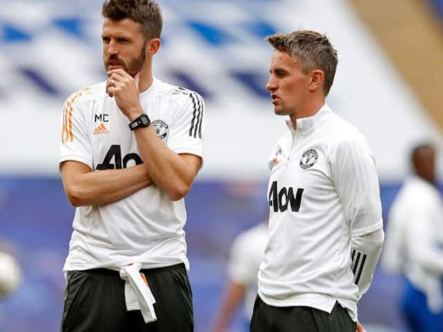 Man Utd assistant coach McKenna: These players determined for first trophy