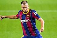 Barcelona fullback Jordi Alba: Spain players counting on Busquets return