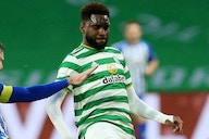 Celtic star McGregor insists Edouard relaxed amid Brighton links