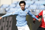 Man City U18 well placed to beat Man Utd to Premier League North title after 5-0 rout