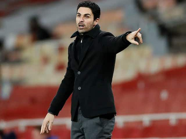 Arsenal boss Arteta: I don't feel let down by owners