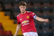 DONE DEAL: Man Utd defender Will Fish joins Stockport
