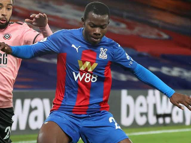 Crystal Palace defender Tyrick Mitchell pens new deal