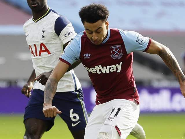 Ighalo: Lingard a West Ham star without Man Utd pressure