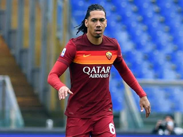 Roma defender Smalling: Family very shaken up - but unharmed