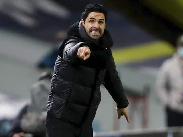 ​Arsenal manager Arteta admits 'special' facing Everton