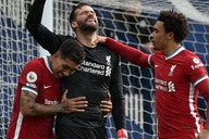 Liverpool midfielder Thiago 'so happy' for Alisson: He's given us a gift