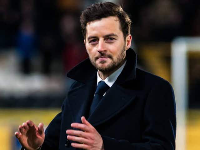 Tottenham caretaker boss Mason: Fans protesting? I can't have opinion on that...