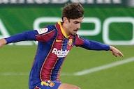 Man  City keen on Barcelona winger Francisco Trincao in swap talks