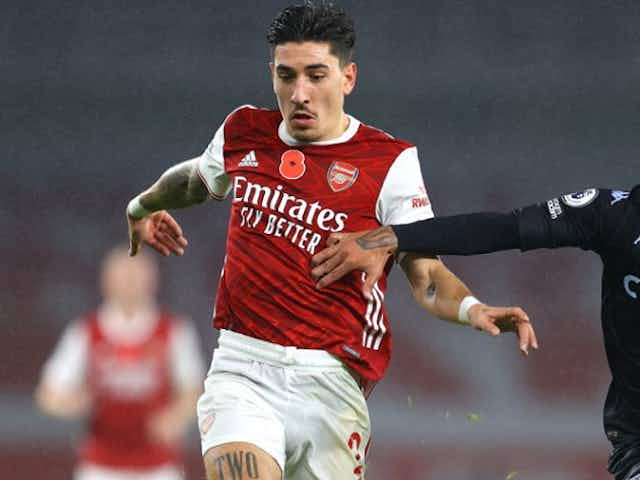 Arsenal defender Hector Bellerin wants  PSG move