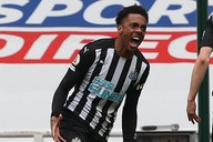 Newcastle midfielder Willock delighted to score (again) in victory over Leicester