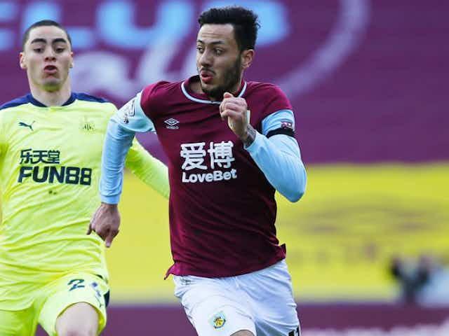 Man Utd boss Solskjaer admits admiration for Burnley winger McNeil