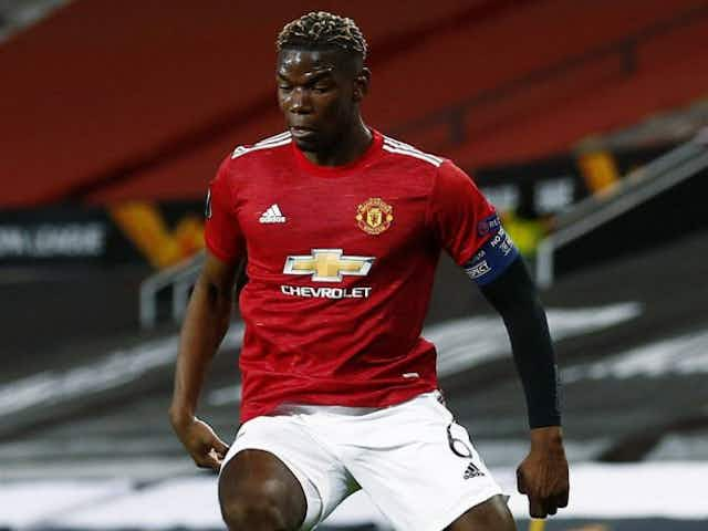 Man Utd Double winner Sharpe: Offer Pogba contract before Euros