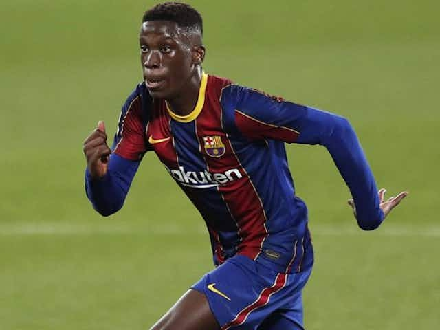 Barcelona coach Koeman delighted with Ilaix: Much to contribute