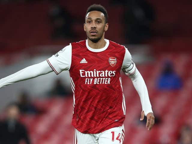 ​Arsenal captain Aubameyang deletes Twitter account over Super League fallout
