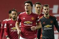 Man Utd defender Maguire joins England training