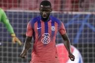 Chelsea defender Rudiger happy with 3-man defence