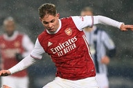 Watch: Arteta tells Smith Rowe 'you can be Arsenal No10 if you do this'