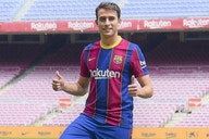 Eric Garcia: One player I want to play with again at Barcelona