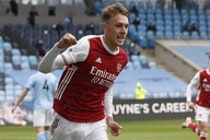 Arsenal striker Nikolaj Moller excited making Viktoria Koln move: I'm ambitious