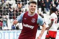 Chelsea plan first bid for West Ham midfielder Declan Rice
