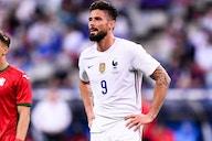 France coach Deschamps: Giroud, Mbappe crisis talks?