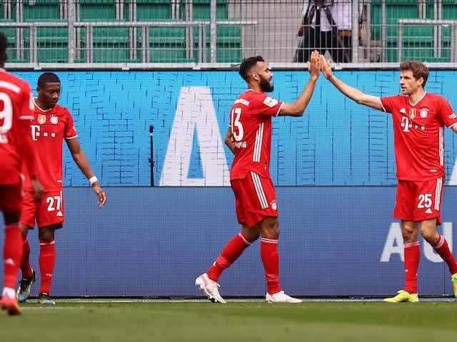 3:2 in Wolfsburg! FCB feiert wichtigen Sieg im Meisterkampf