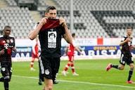 """Lewandowski: """"Bin sehr stolz und kann es noch gar nicht glauben"""""""