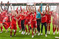 FCB-Frauen-Saison im Rückblick: Siegesserie führt zum Meistertitel