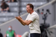 Nagelsmann: 'That was a nice experience'