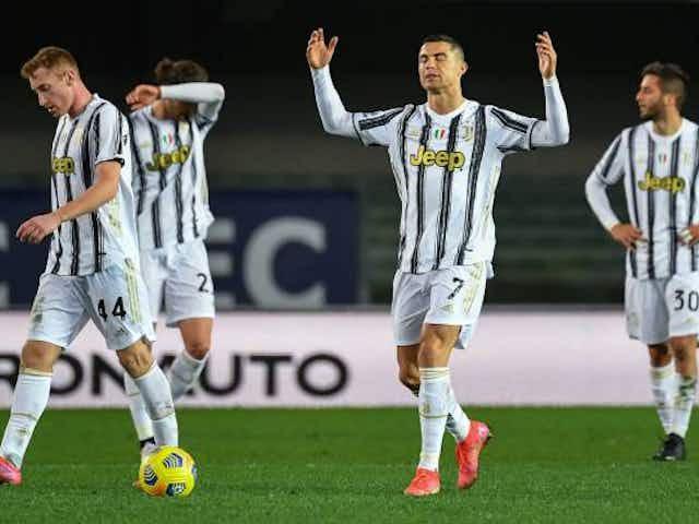 El puesto de Champions peligra para la Juventus