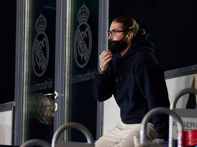 Un nuevo positivo en el Real Madrid: Sergio Ramos tiene COVID-19