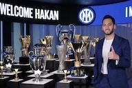 Oficial| Calhanoglu es nuevo jugador del Inter de Milán