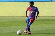 Alejandro Balde, reemplazo de Jordi Alba en el FC Barcelona