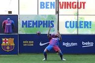 Memphis, tras su debut: «Estoy muy feliz, lo he disfrutado mucho»