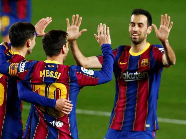 El 1×1 del Barça ante el Getafe